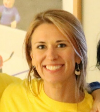 WellStrong Instructor Sarah