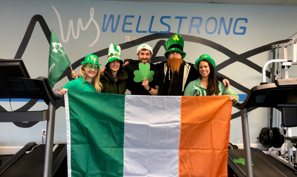 WellStrong St Patrick's