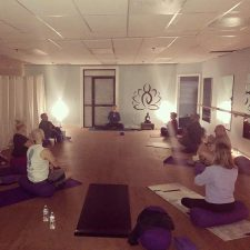 12 Step Yoga class at WellStrong Studio