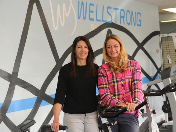 WellStrong gym offers community to people dealing with addiction